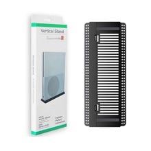 Moresave Simple Vertical Stand Bracket for Microsoft Xbox One Slim Vertical Host Stand Dock Cooling Mount Cradle Gamepad Holder