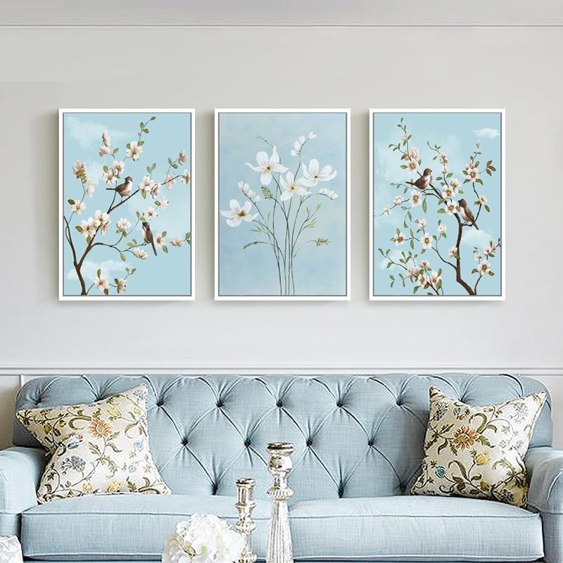 Алмази вишивка квітами потрійні - Мистецтво, ремесла та шиття - фото 2