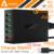 Aukey carregador rápido 2.0 para sony htc carregador rápido 2.0 54 w 5 porta micro usb desktop carregador de parede qc2.0 carregamento eua estoque