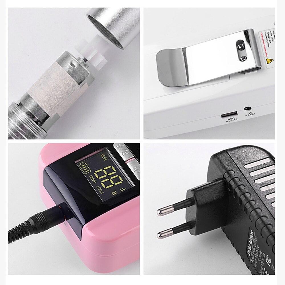 brocas eletricas p manicure acessorios 03