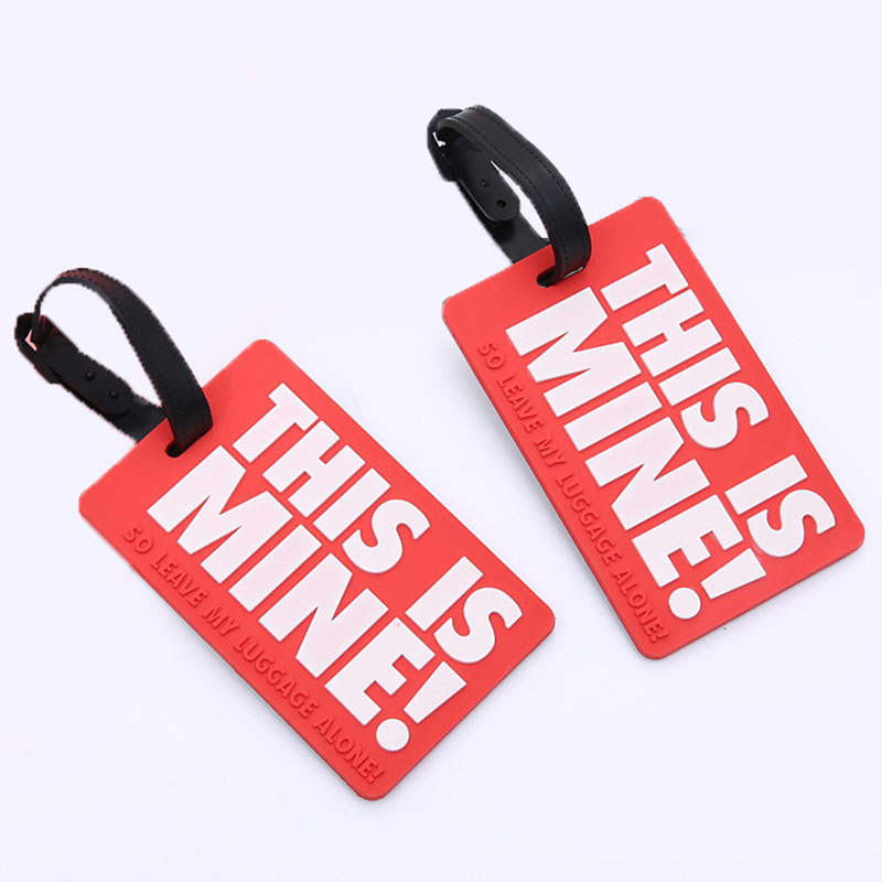 Cute Travel Accessories Luggage Tag