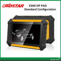 OBDSTAR X300 DP X-300DP PAD Tablet Key Programmer Standard Configuration X300 DP update online with Android System Based