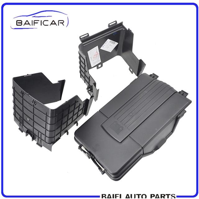 Baificar Brand New Genuine 3 Pcs Car Battery Tray Trim Cover 1kd915335 For Vw Jetta Golf Mk5 Mk6 Pat B6 Tiguan Sharan Magotan