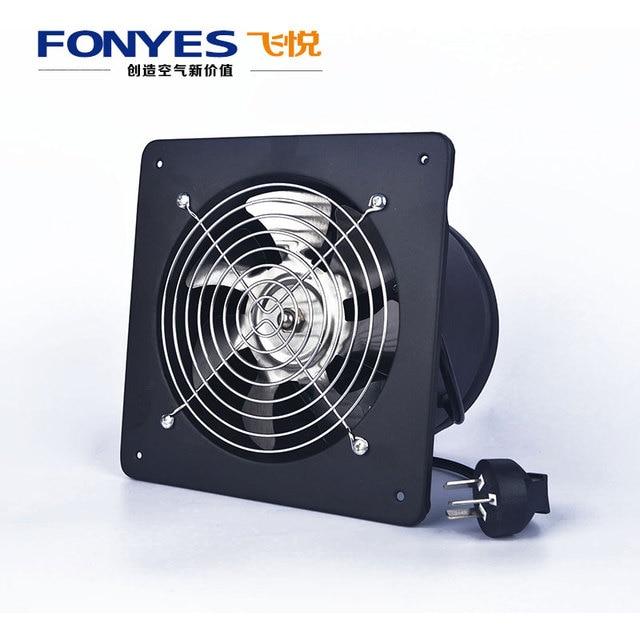 6 Quot Kitchen Fan High Speed Industrial Ventilation Fan Metal