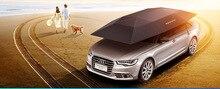 2016 New Semi automatic Car Tent  Semi automatic Car umbrella  Car sun shelter