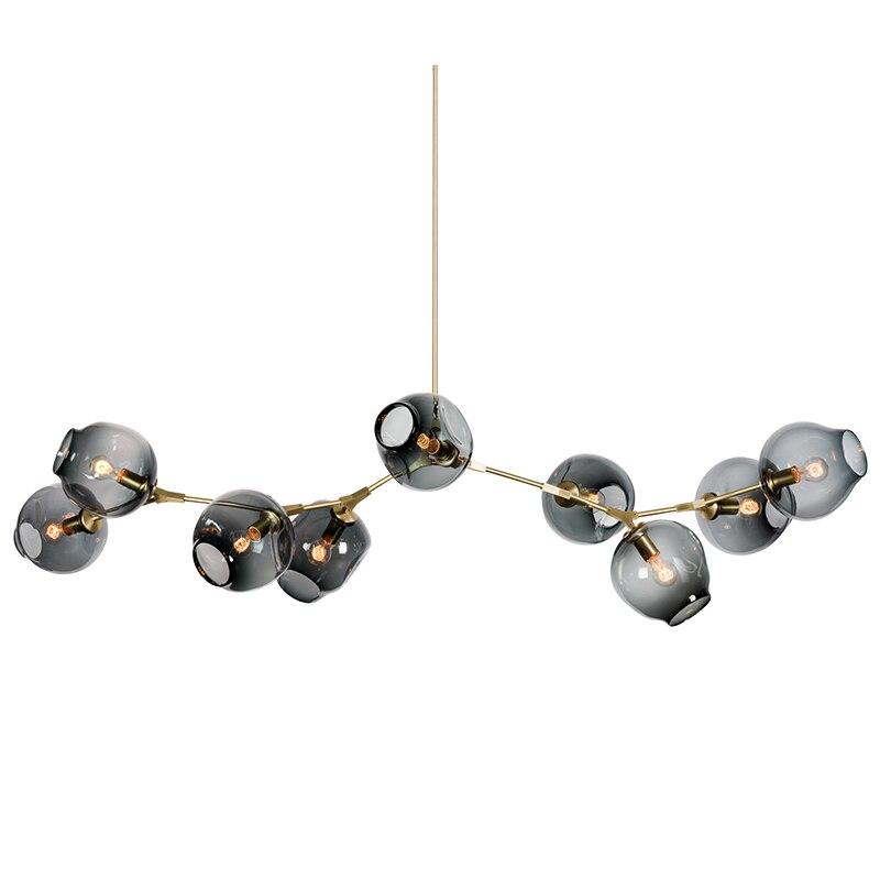 Modern LED Pendant Lights Lighting LOFT Living Room Bedroom Restaurant Pendant Lamp Nordic Clothing Decoration Kitchen Fixtures in Chandeliers from Lights Lighting