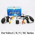 Câmera de Segurança do veículo Para A Volvo C/V/S/XC Series/RCA Com Fio Ou Sem Fio/HD Ampla Ângulo Da Lente/CCD Night Vision Rear vista