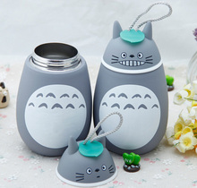 Totoro Stainless Steel Thermos Bottles