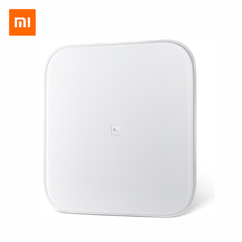 Original Xiaomi Scale Mi Smart Weighing Scale Support Android 4.4 iOS 7.0 Above Bluetooth 4.0 Xiaomi Losing Weight Digital Scale-in Smart Remote Control from Consumer Electronics    1