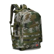 New Green Digital Camo 3D Military Tactical Backpack High Quality Waterproof Hiking Camping Bags Unisex Travel Shoulder Bag
