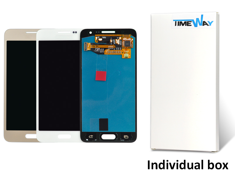 alibaba china 100% For Samsung galaxy A3 lcd display touch screen digitizer A300  screen freeshipping