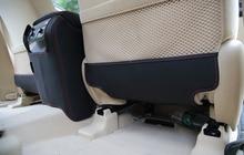 3pcs for TOYOTA PRADO Seat kick pad Rear center anti