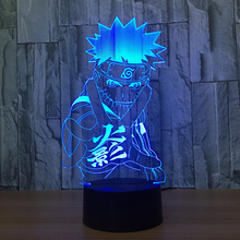 Naruto LED Lighting