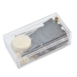 Image 5 - Minimáquina pulidora eléctrica para uñas, Set de herramientas eléctricas de 60 uds. Para manicura y eliminación de esmalte de Gel, rectificado rotativo