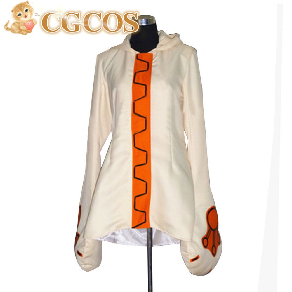 CGCOS Free Shipping Cosplay Costume Blazblue Taokaka Uniform New in Stock Retail/Wholesale Halloween Christmas