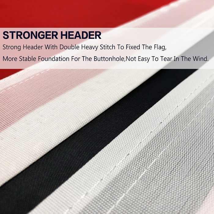 Yehoy แขวน 90*150 ซม.Brotherhood of Steel Fallout ธงสีแดงสำหรับตกแต่ง