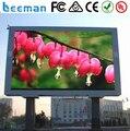 Leeman CE RoHS ETL P3 P4 P5 P6 P7.62 P8 P10 Высокой Частота обновления Видеостены Табло Знак 6 мм SMD Наружных СВЕТОДИОДНЫХ Экрана