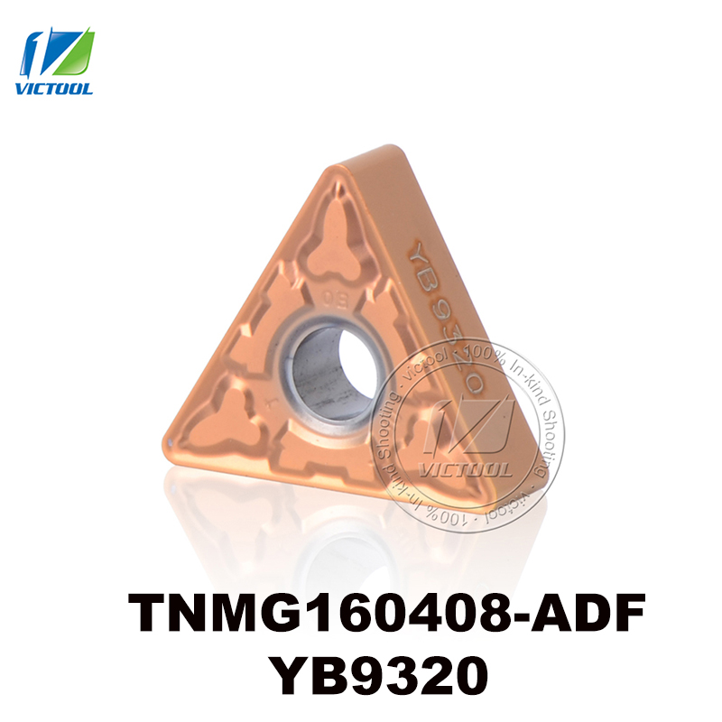 Tekinimo įrankiai TNMG160408-ADF YB9320 volframo karbido tekinimo - Staklės ir priedai - Nuotrauka 1