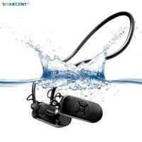 Newest APT X Bone Conduction 4G 8G HIFI MP3 Player IPX8 Waterproof Swimming Outdoor Sport Earphones USB MP3 Music Players