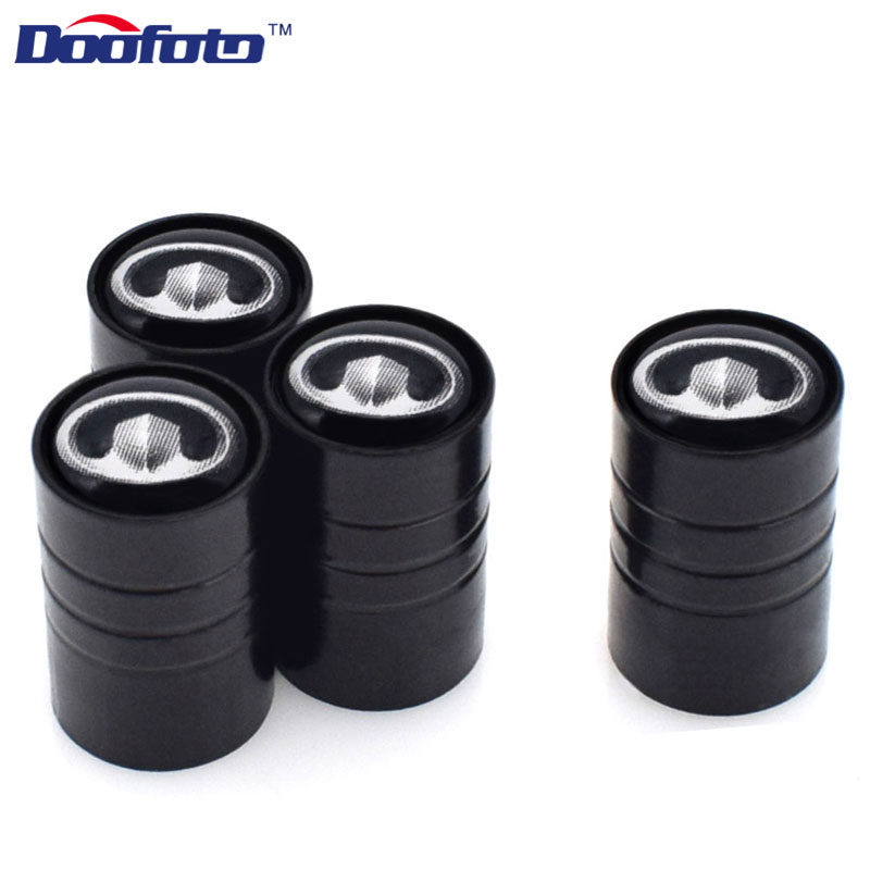 Doofoto Auto Wheel Tire Valve Caps Car Styling Case For Greatwall Hover M4 Great Wall H3 H5 Wingle Haval Accessories Car-Styling