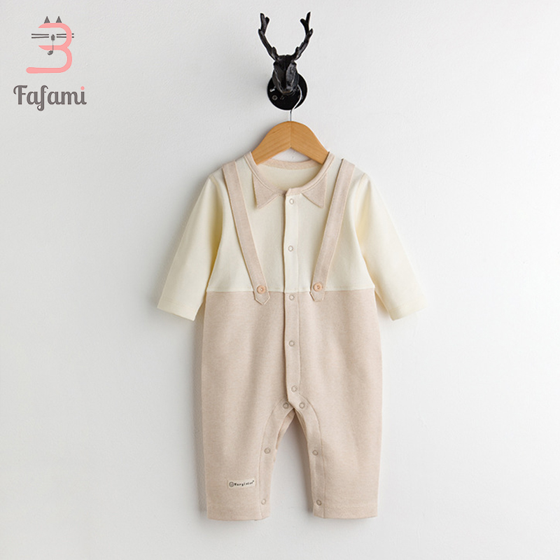 d4d235fed Baby rompers newborn baby boy clothes Organic cotton baby girl ...