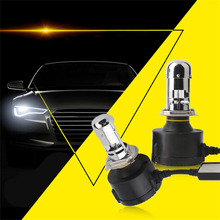 H4 55w xenon bi xenon hi lo hid xenon bulb 4300/5000/6000/8000/10000/12000k Integrated bi xenon h4 55w bulb for car headlight