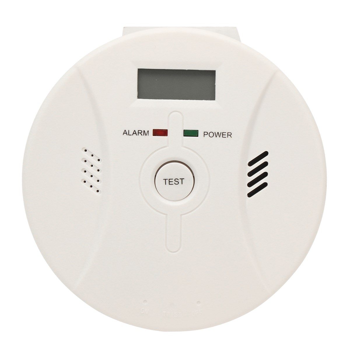 NEW High Sensitive Digital LCD CO Carbon Monoxide Detector Poisoning Smoke Fire Alarm Warning Sensor For Home Security Safety new 1pc home safety high sensitive lcd co carbon monoxide poisoning sensor alarm warning detector tester