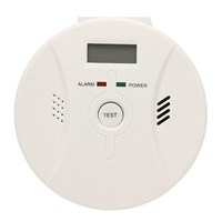 NEW High Sensitive Digital LCD CO Carbon Monoxide Detector Poisoning Smoke Fire Alarm Warning Sensor For