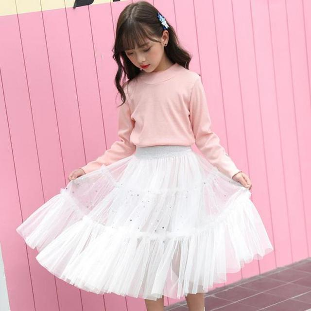 c92eb41833503 2019 New Fashion Baby Girls Skirts Tulle Tutu Skirts Summer Casual Cute  Clothes Holiday Party Dance Costume Faldas Saia Jupe 12