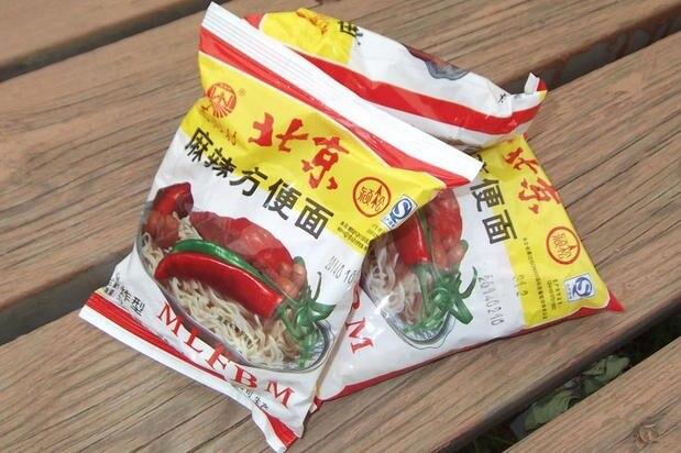 Лапша из Китая
