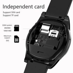 Image 5 - Đồng Hồ thông minh Người Đàn Ông Không Thấm Nước Dành Cho Người Lớn Thể Thao Đồng Hồ Thông Minh Android Hỗ Trợ SIM Thẻ TF Crad Pedometer Máy Ảnh Bluetooth Smartwatch