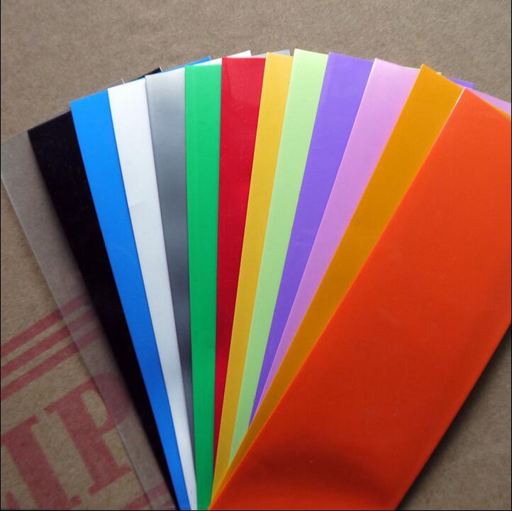 W:23MM Dia:14.5mm PVC Heat Shrink <font><b>Tube</b></font> Pipe skin for <font><b>AA</b></font> 14500 <font><b>battery</b></font> packaging 30M/1LOT