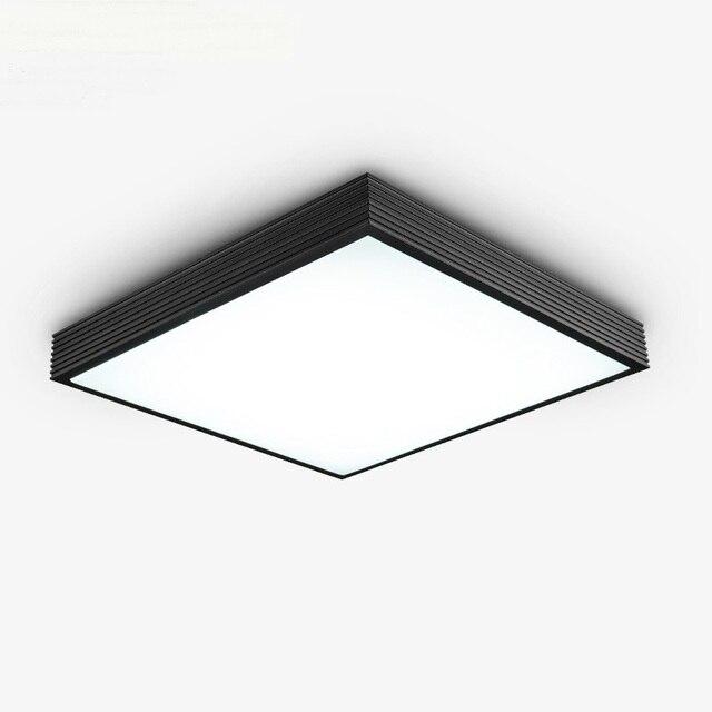 Illuminazione Da Soffitto Per Ufficio.Us 72 0 Luci Di Soffitto Di Alluminio Creativo Moderno Ufficio Illuminazione Rettangolare Soggiorno Camera Da Letto Lampada Da Soffitto Lampada Led