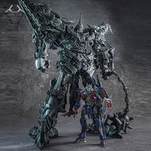COMIC CLUB weijiang Trasformazione studio serie Grimlock SS07 di Grandi Dimensioni regalo piccolo op robot della lega del metallo Action Figure giocattolo