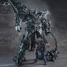 Figuras de acción de COMIC CLUB weijiang, Serie de estudio de transformación, Grimlock, SS07 de gran tamaño, regalo, robot op pequeño, juguete de aleación de metal