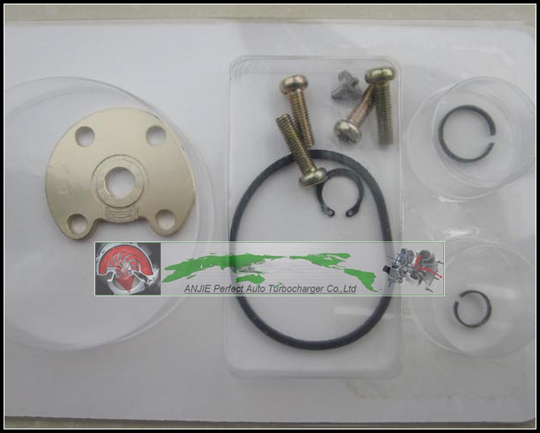 Turbo Repair Kit rebuild GT1749V 454231 454231-0003 454231-5012S 454231-0001 For AUDI A4 B6 A6 V5 VW Passat B5 AVB BKE 1.9L TDI k03 53039700029 53039880029 53039700025 53039700005 058145703j turbo for audi a4 a6 vw passat b5 1 8l bfb apu anb awt aeb 1 8t