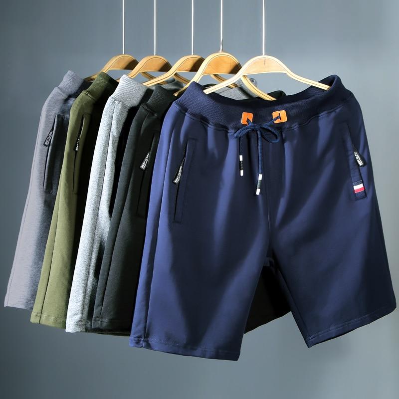Woodvoice New Summer Cotton Shorts Men Fashion Boardshorts Breathable Male Casual Shorts Mens Bermuda Masculina Short Trousers 1