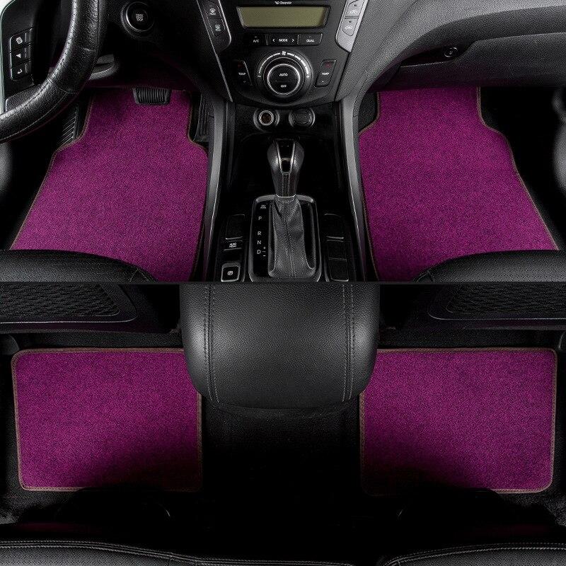 Kalaisike tapis de sol universels pour CHANA tous les modèles CS35 Alsvin Benni CX20 CX30 CS75 CS15 CS95 CS55 accessoires de style de voiture - 2