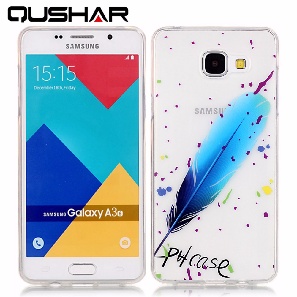 Pu leather case for samsung galaxy a7 2016 a710 peacock feather - Pu Leather Case For Samsung Galaxy A7 2016 A710 Peacock Feather Plastic Coque For Samsung