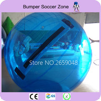 Free Shipping German Zipper 2m 0.8mm PVC Inflatable Water Walking Ball Zorb Ball Giant Water Ball