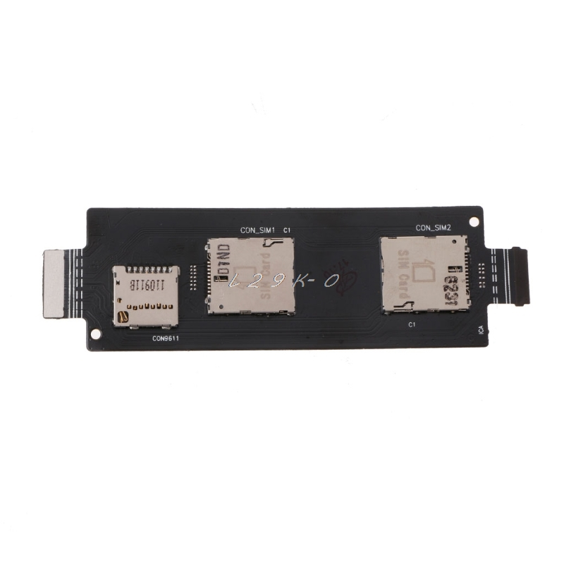 Sim Card Socket Flex Cable Ribbon Replacement For ASUS Zenfone 2 ZE550ML ZE551ML