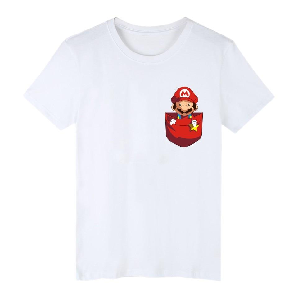 Online Get Cheap Super Mario Bros T Shirts -Aliexpress.com ...
