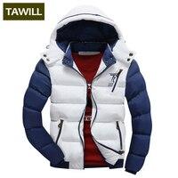 Tawill أزياء الرجال جاكيتات معاطف الخريف عارضة الشتاء سترة الرجال 2017 جديد ماركة الملابس حجم الآسيوية 78