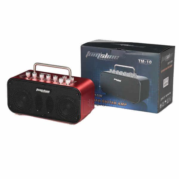 10 واط رائحة ستيريو صغير الرقمية أمبير TM-10 مكبر للصوت الغيتار الكهربائي العلامة التجارية الجديدة
