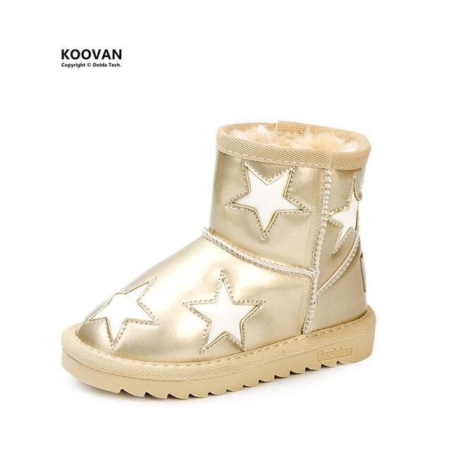 Meisjes Kinderschoenen.Koovan Meisjes Kinderschoenen 2017 Nieuwe Kinderen Snowboots Meisje