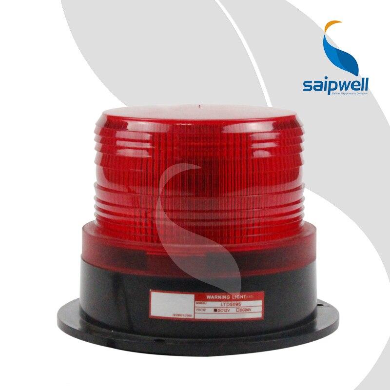 IP54 2 W 60 ~ 90 fois/min LED de mesure magnétique des semences voyant lumineux/indicateurs lumineux à usage général (LTD-5095)