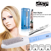 DSP Professional Electric Comb Blowdryer Hair Dryer Styling Tools Hair Styler Blow Brush 550W
