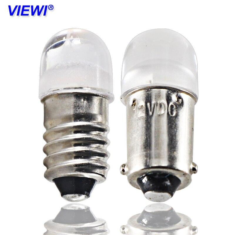 ba9s e10 led 6v 24v 12v small lamp instrument light dc 6. Black Bedroom Furniture Sets. Home Design Ideas