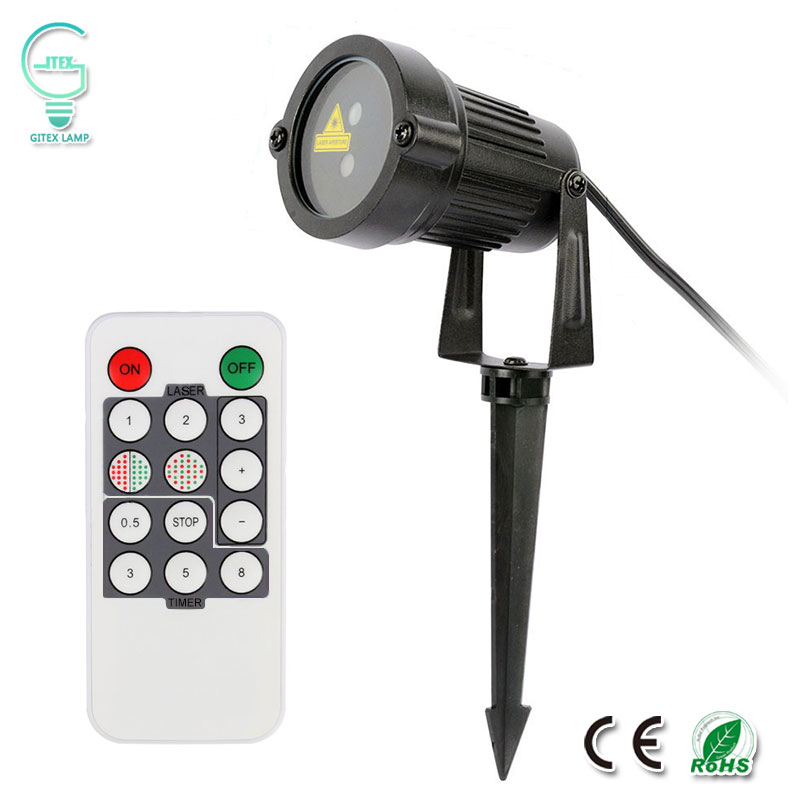 Waterproof COB 5W Lawn Light Spike Type 12V Outdoor Garden Light Decorative Landscape light for Yard Path Lawn