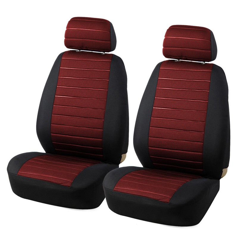 Car Seat Cover Universel For Automobile Front Seat With Airbag Car-Styling Interior Decoration Protector Accessories high quality new driver side airbag cover for glk w204 glk300 glk350 airbag cover dab cover with logo